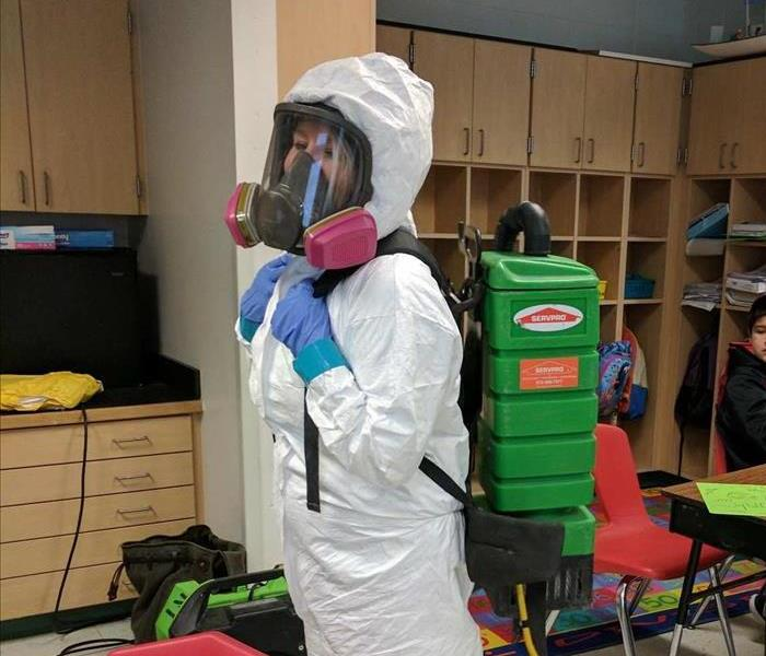 SERVPRO of North Irving in Dallas Schools
