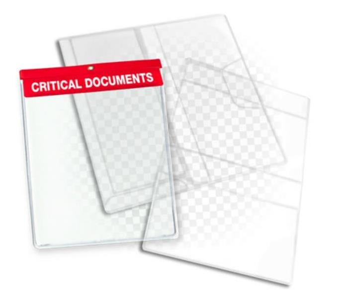 General Emergency Preparedness Documents For Natural Disasters