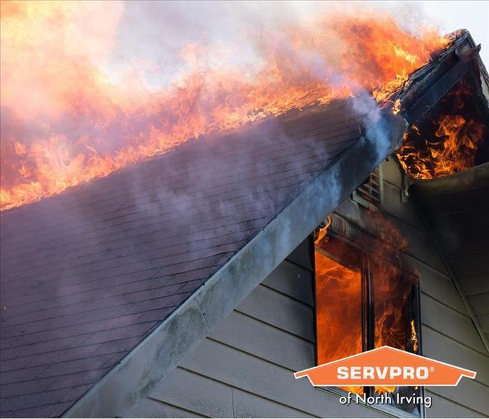 Dallas fire damage restoration services