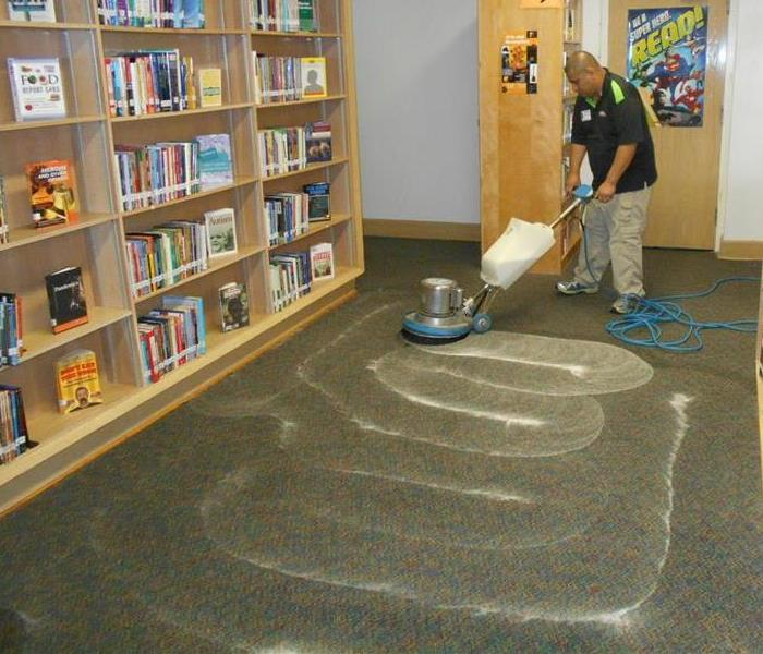 Commercial Carpet Cleaning Service Dallas