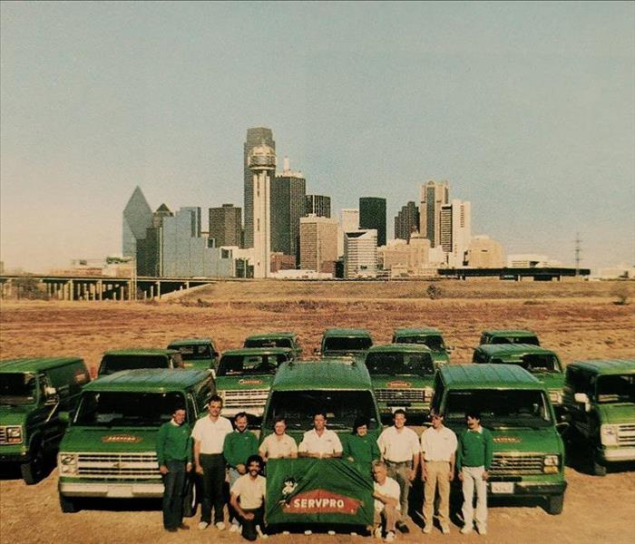 Why SERVPRO Family Owned and Operated in Dallas