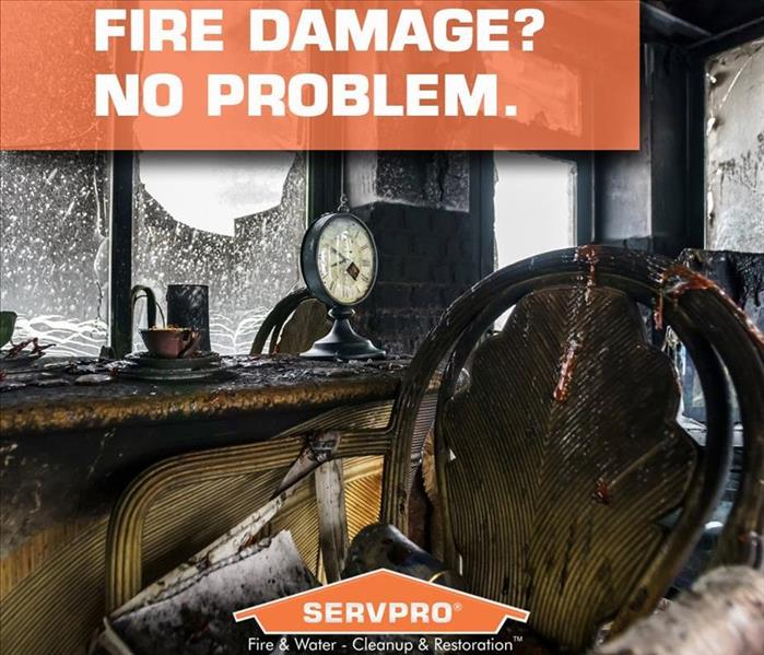 Fire Damage Process for Fire Restoration in Dallas