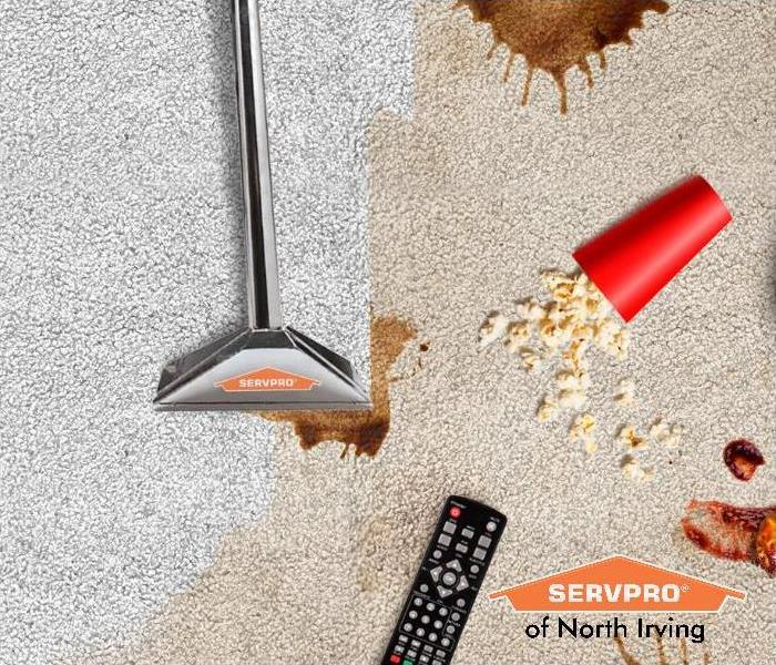 carpet cleaning services in Dallas