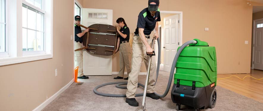 Irving, TX residential restoration cleaning